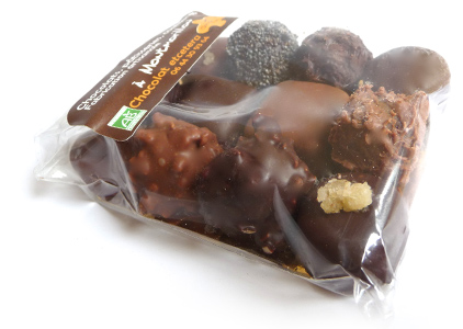 Pt chocolats sachet